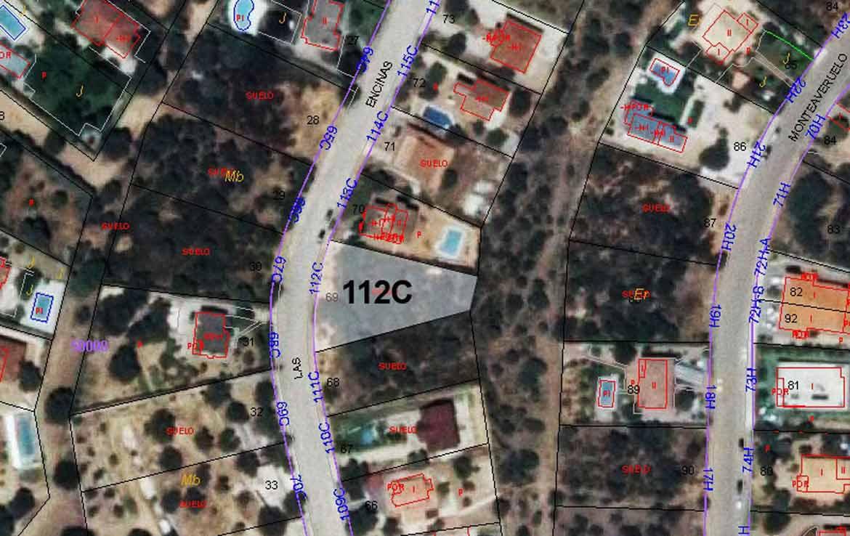 112C venta de terrenos economicos en Valdeaveruelo Guadalajara