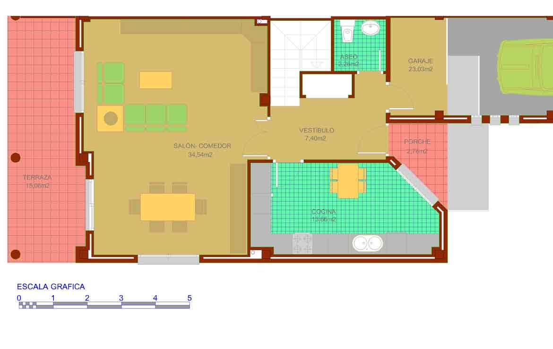 13E1 en venta casa en oferta Valdeaveruelo Guadalajara