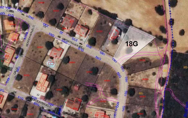 18G1 adquisicion terreno urbano barato en Valdeaveruelo Guadalajara