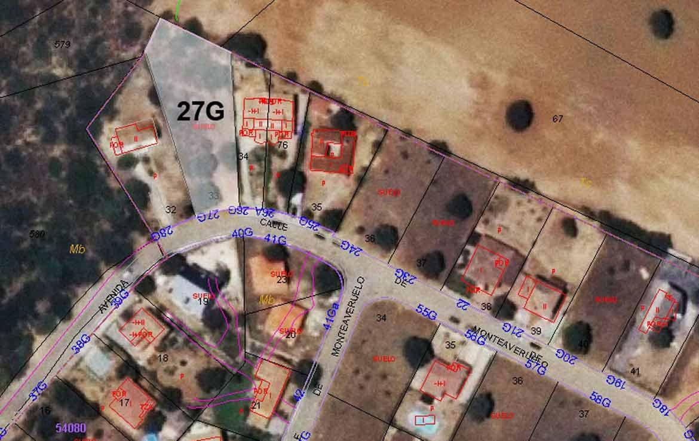 27G adquisicion parcela urbana en oferta en Valdeaveruelo Guadalajara