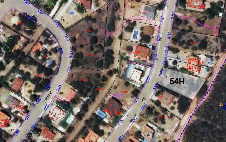 54H en venta solar urbano economico en Sotolargo Guadalajara