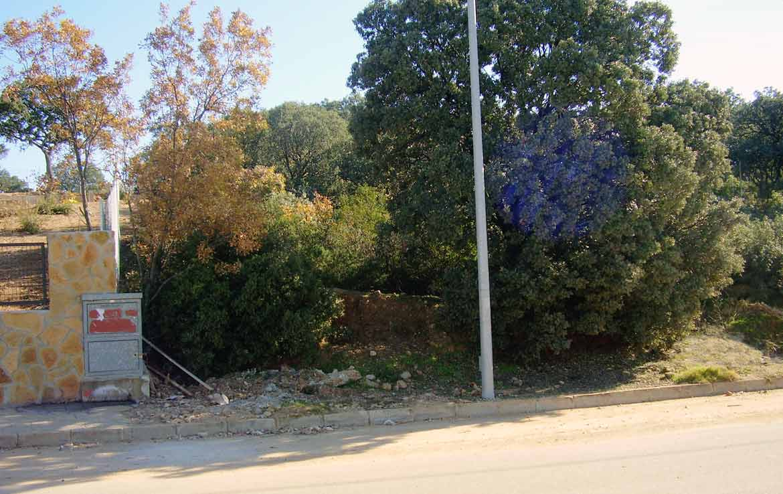 54H venta de parcela urbana barata en Valdeaveruelo Guadalajara