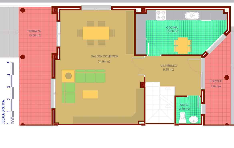 62G2 comprar casa de campo barato Sotolargo Guadalajara