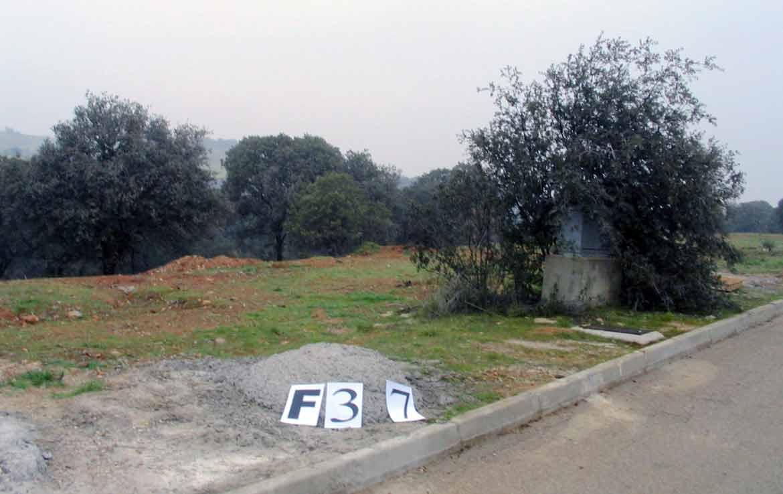 7F venta de terreno financiado en Valdeaveruelo Guadalajara
