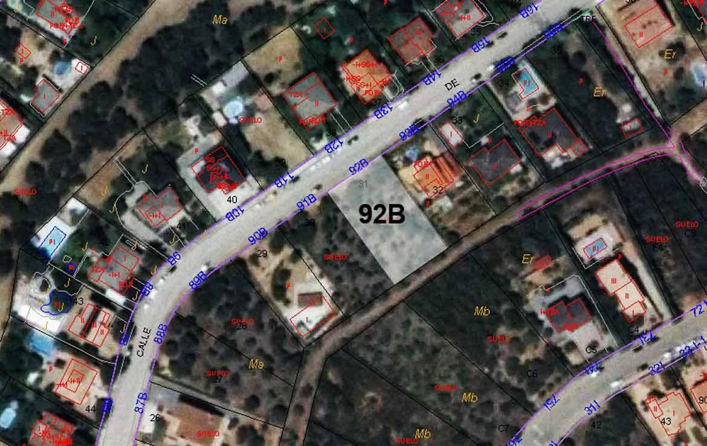 92B venta de solar urbano economico en Valdeaveruelo Guadalajara
