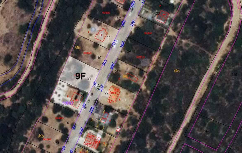 9F comprar terrenos en oferta en Sotolargo Guadalajara