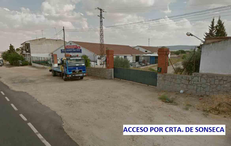 Arias compra de terreno en oferta Orgaz Toledo