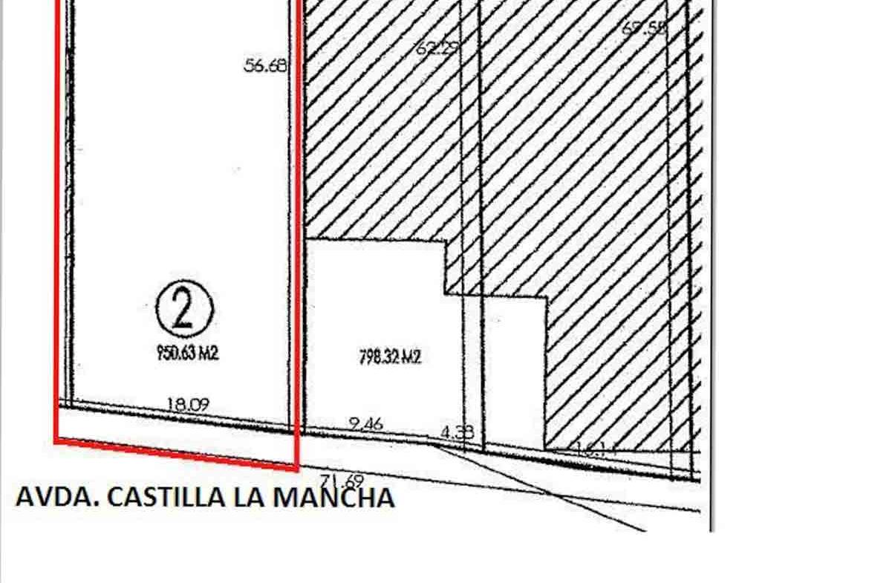 Parcela6 compra de parcelas baratas Orgaz Toledo