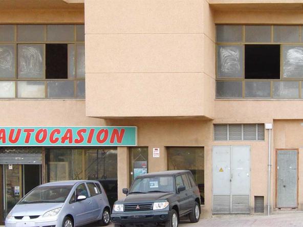 Imagen de Local u Oficina en venta Avenida Diputacion 10 Calpe, Alicante. Vista exterior: Fachada (1).