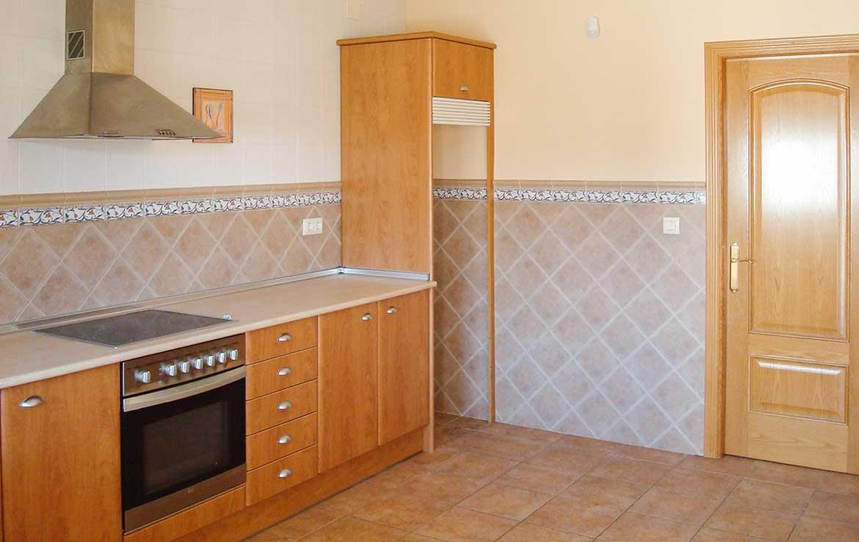 Oferta venta de unifamiliaren calle Alsaciana, 8, Ajofrín, Toledo -cocina