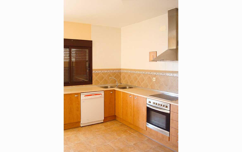 Venta de chalet con adptaciónes pata dependientesen calle Alsaciana, 8, Ajofrín, Toledo - cocina