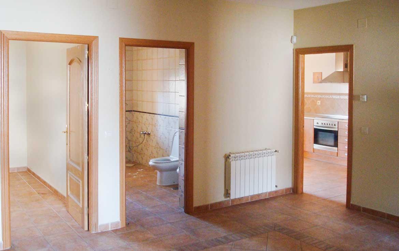 Venta de chalet casa adaptada en calle Alsaciana, 8, Ajofrín, Toledo - Recibidor - otra vista